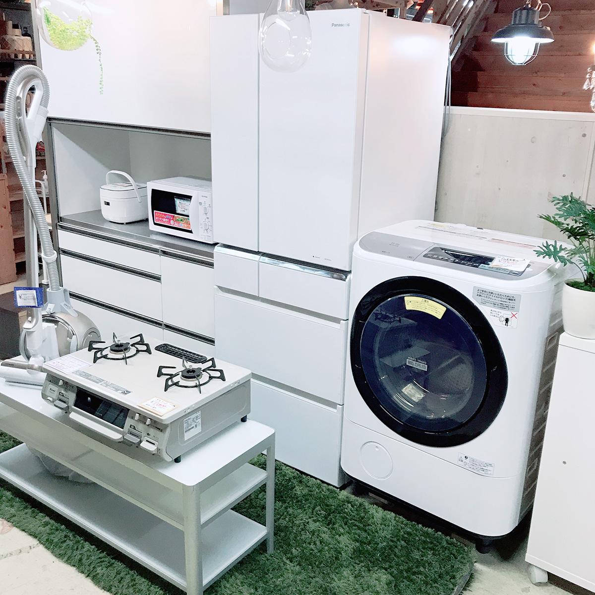 家電買取家具買い取り他社で売れなかった家具家電も高価買取 あま市リサイクルショップ